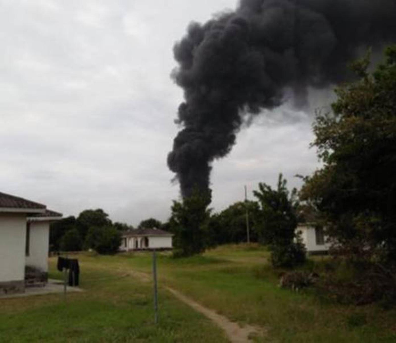 Blasts in Kenya