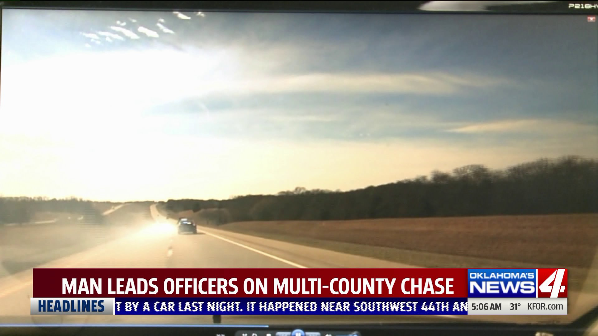 Multi-county chase