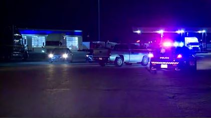 One person is injured after a shooting in west Oklahoma City.