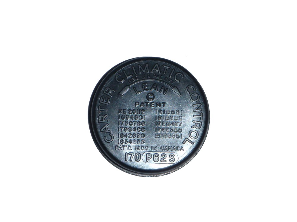 medium resolution of carburetor choke control carter wcd 2bbl