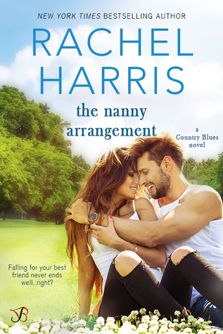 Virtual Tour, Review, Excerpt & Giveaway: The Nanny Arrangement (Country Blues #2) by Rachel Harris