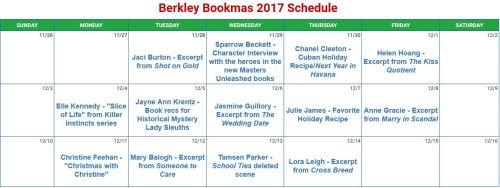 Berkley Bookmas