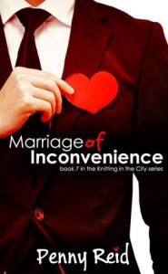 Marriage of Inconvenience Penny Reid
