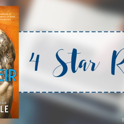 In Review: The Wild Heir by Karina Halle
