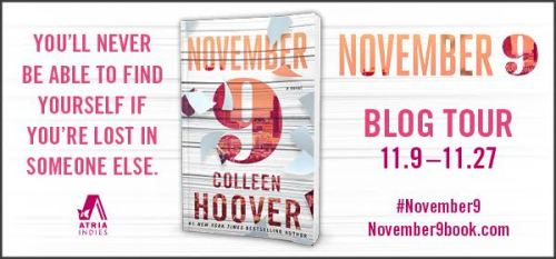 November9 Blog Tour