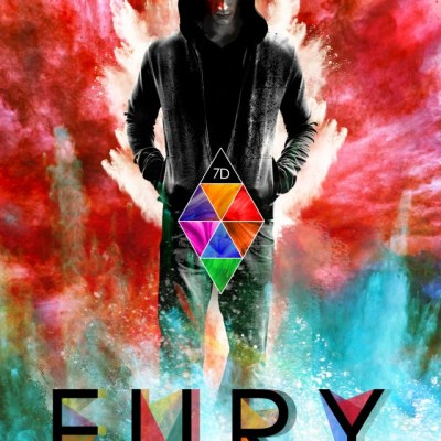 In Review: Fury (The Seven Deadly #3) by Fisher Amelie