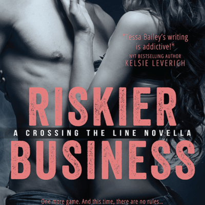 In Review: Riskier Business (Line of Duty #5.5, Crossing the Line #0.5) by Tessa Bailey