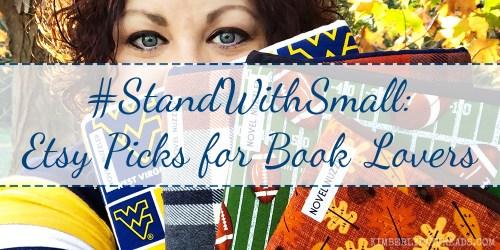 Etsy Picks for Book Lovers