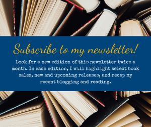 kimberlyfaye reads newsletter