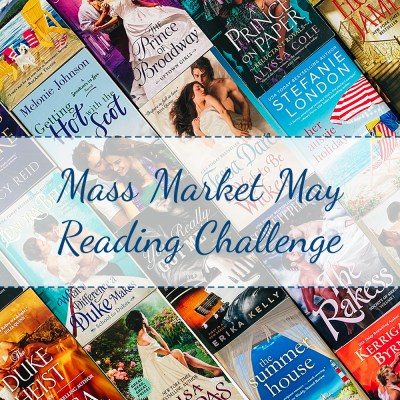 Mass Market May Reading Challenge