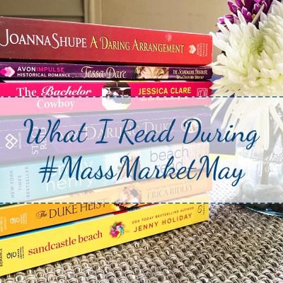 What I Read During #MassMarketMay