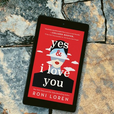 In Review: Yes & I Love You (Say Everything #1) by Roni Loren