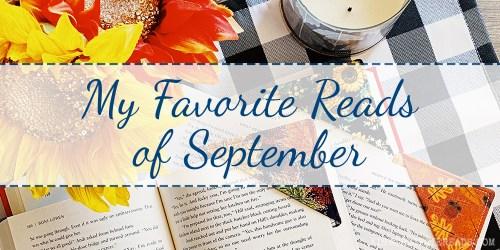 My Favorite Reads of September