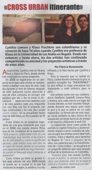 Expresión Latina, December 2011, France
