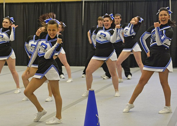 PHS cheerleaders wrap up season at state competition KFSK