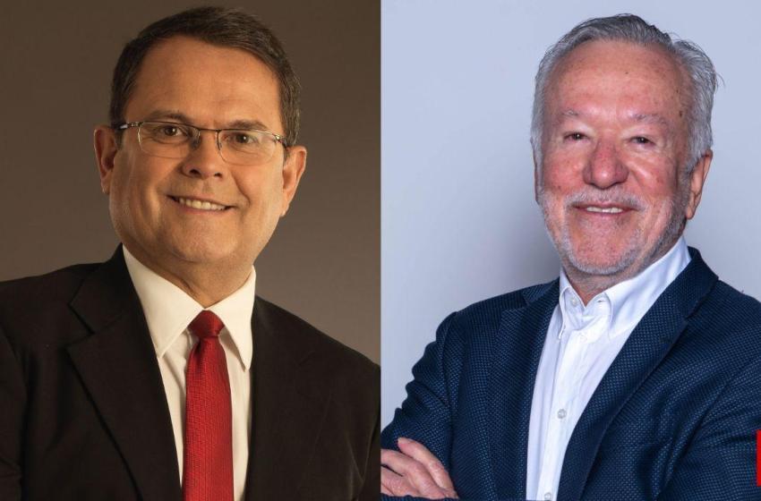 Alexandre Garcia e Sidney Rezende são contratados pela CNN Brasil