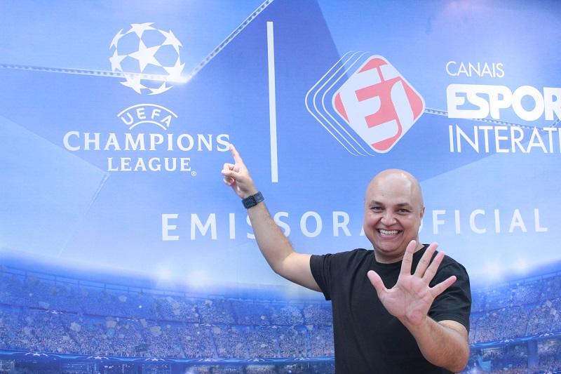 Esporte Interativo tem pico de 4,3 mi com final da Champions no Facebook