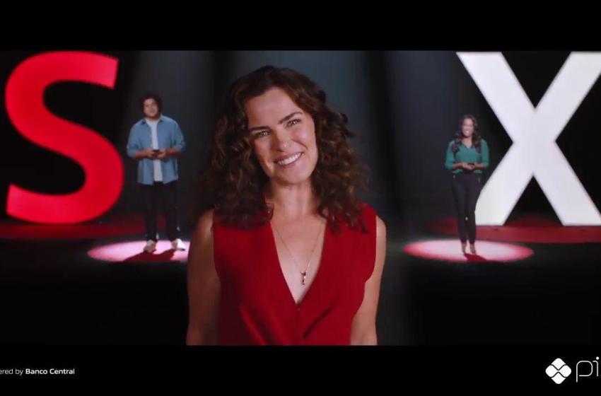 Ana Paula Arósio surge em campanha publicitária após 10 anos afastada da TV