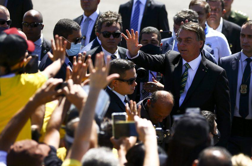 Bolsonaro fará pronunciamento em rede nacional de rádio e televisão, nesta segunda (07)