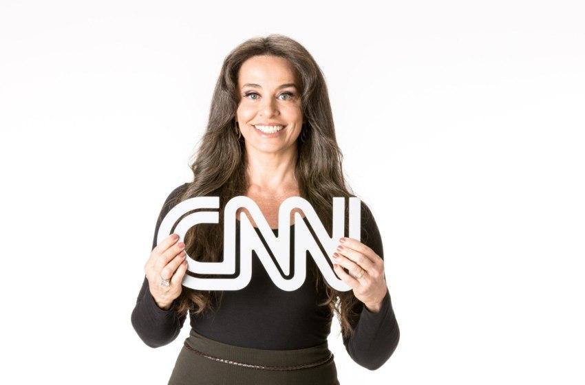 Carla Vilhena é contratada pela CNN Brasil
