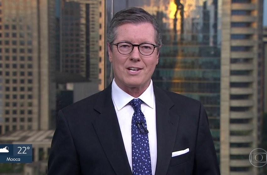 Após 24 anos, Márcio Gomes deixa Globo e vai para CNN Brasil