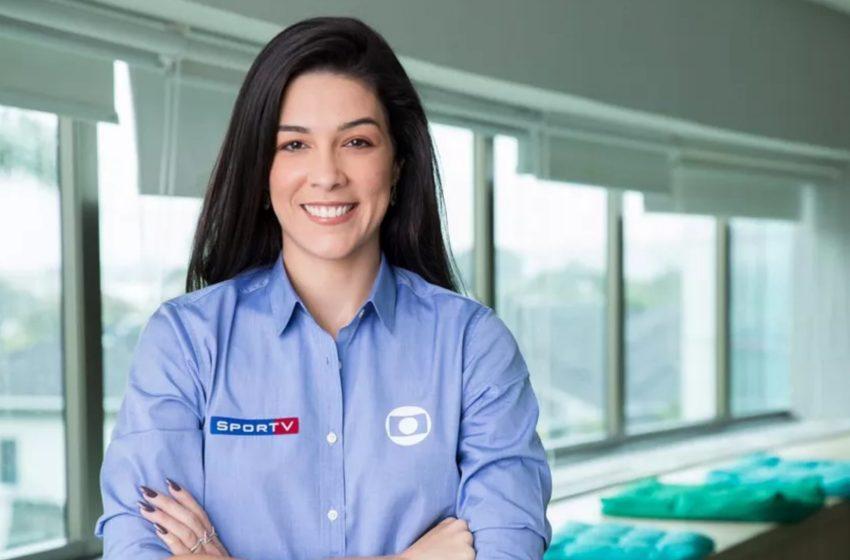 Globo anuncia Renata Silveira, a primeira narradora contratada da emissora