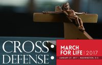 Cross Defense March For Life