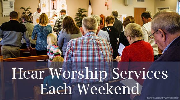 Weekend Worship Details