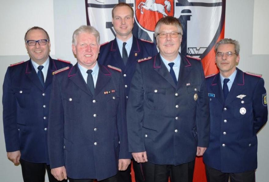 Jahreshauptversammlung 2015 des Fördervereins der Feuerwehr Hermannsburg