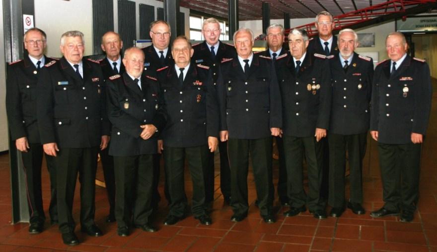 Vertrauensleute und Vorstand (Stand: 01.04.2015)