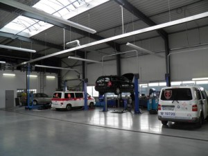 Eine erfahrene Autowekstatt in Berlin die auch Service für Transporter bietet