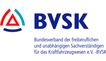 BVSK Logo - KFZ Gutachter