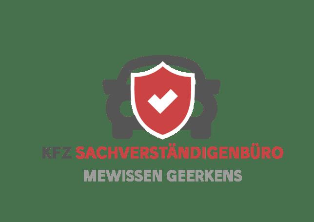 Logo KFZ Sachverständigenbüro Mewissen Geerkens $Stadt-g