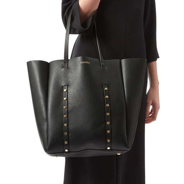 Claudia Stud Shopper - Carvela Handbags