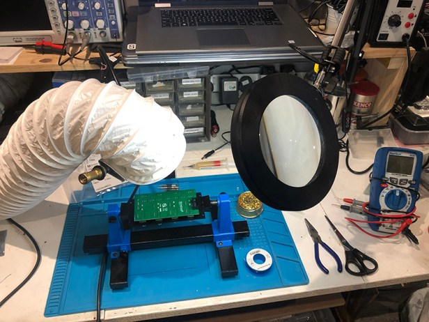 Mutable instruments Blinds DIY