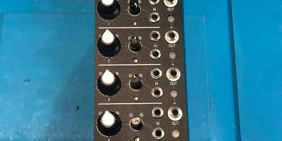 Mutable instruments Blinds DIY