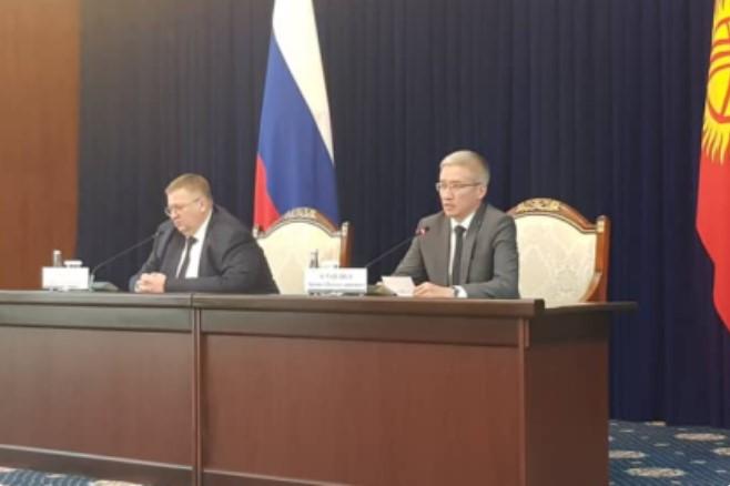 Кыргызстан менен Россия биргелешкен долбоорлорду талкуулашты