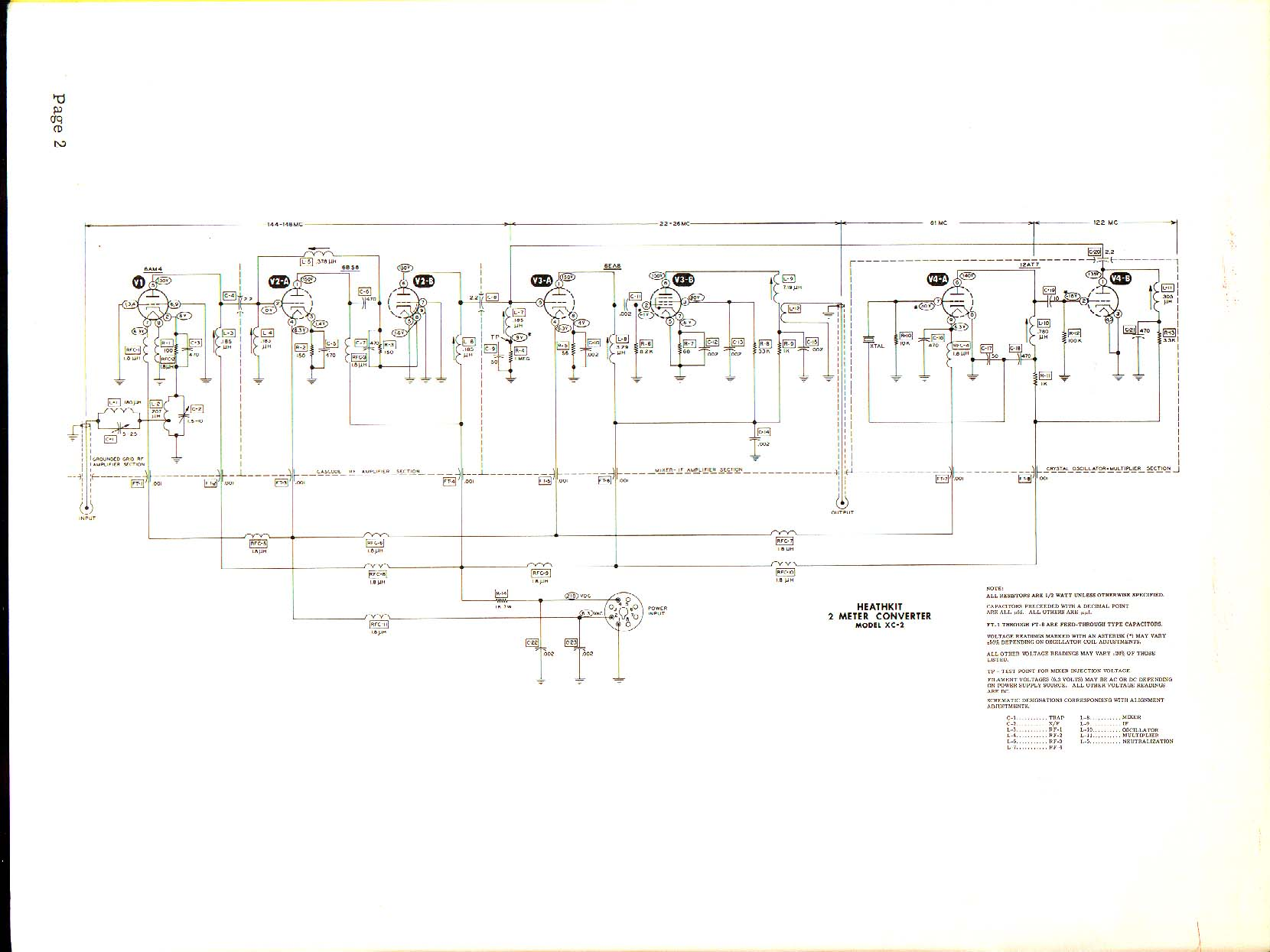 hight resolution of  xc 2 2 meter converter schematic only