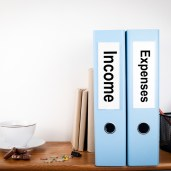 Income and Expenses Folder