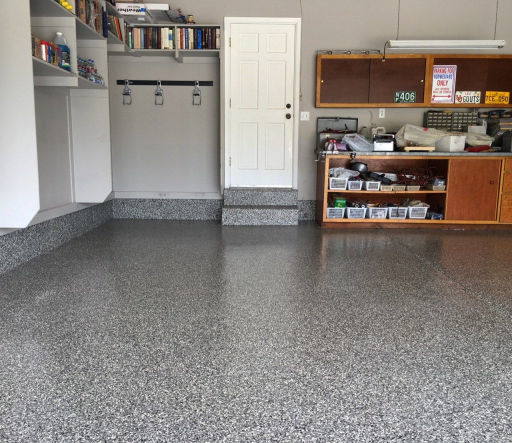 look oaks thousand stained epoxy new granite ca custom with floors a and giving garage liguid whole portfolio feel