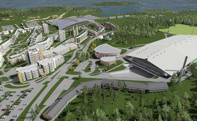 Oslofjord Convention Center Stokke Norge Karlskoga