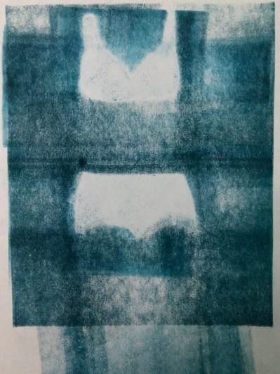 Monotype stencil 2012