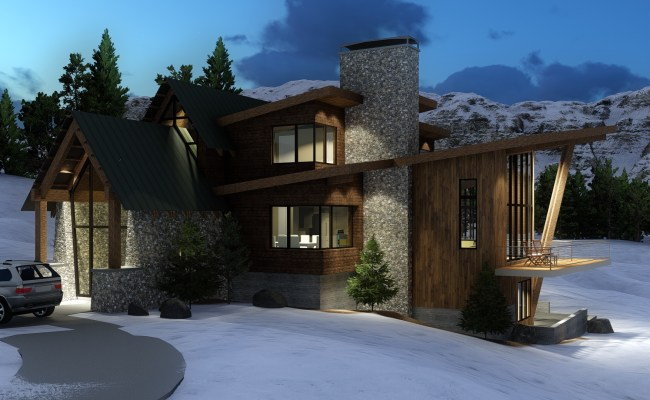 Mountain Modern Kga Design Contest Kga Studio Architects