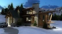 Mountain Modern - Kga Design Contest Studio Architects
