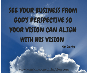 Aligh with God's Vision