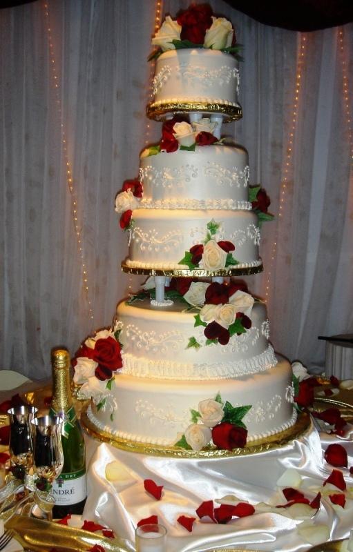 Shoprite Wedding Cakes : shoprite, wedding, cakes, Bakery, Wedding, Cakes