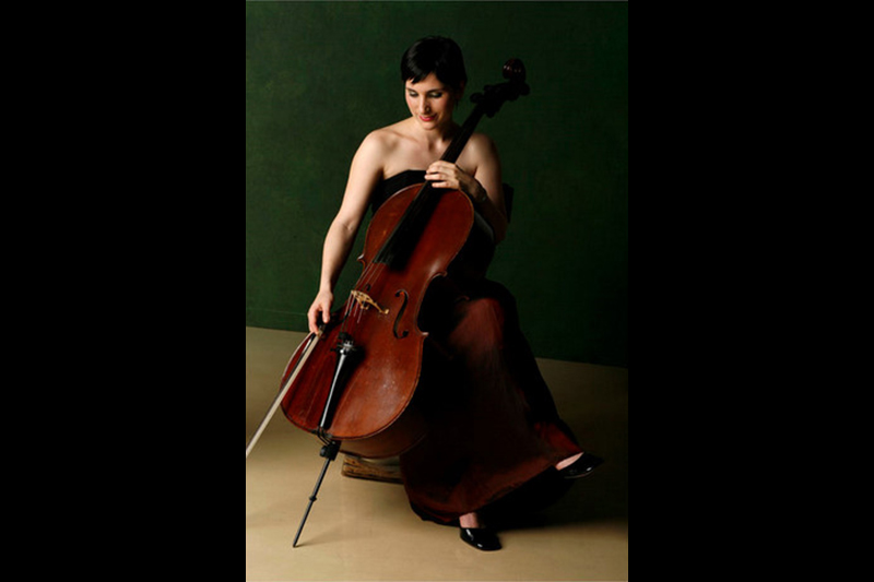 Artists Booking Agency Female Cello Player Dubai based
