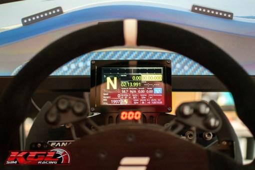 Sim Racing Dashboard PC