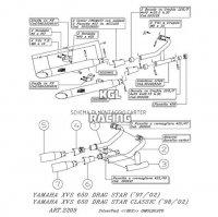 XVS 650 DRAGSTAR : La boutique moto en ligne, Quality