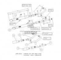 XVS 1100 DRAGSTAR : The online motor shop for all bike